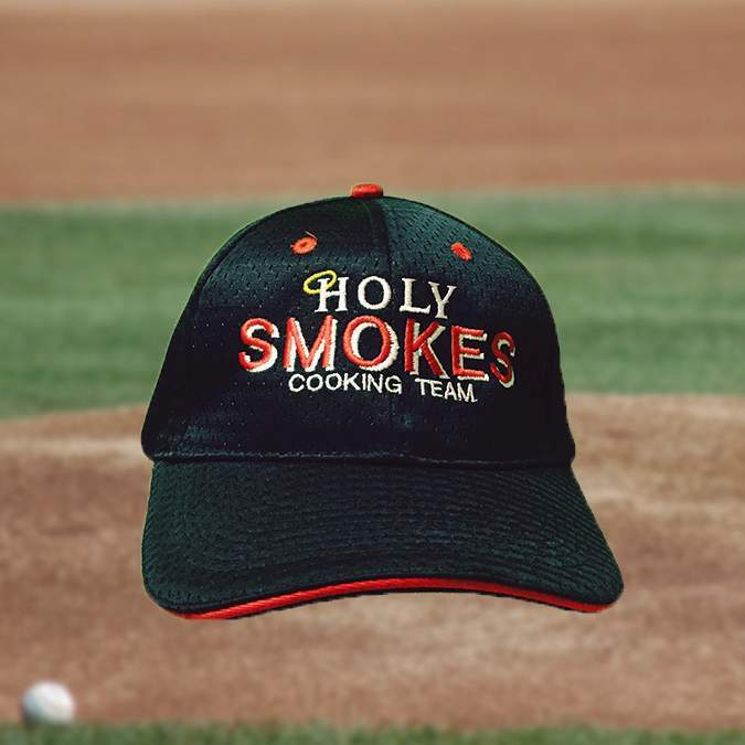 Baseball Cap Embroidery