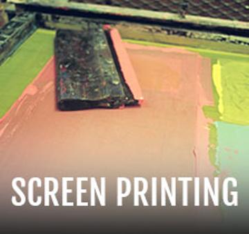 Screen Printing Ad